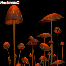 MushroomZ Set1 - Extended License image 2
