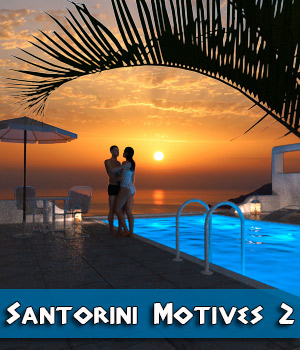 AJ Santorini Motives 2 by -AppleJack-