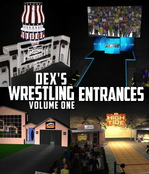 Dexs Wrestling Entrances 3D Models DexPac