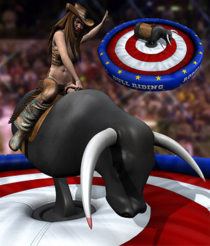 Mechanical Bull 3D Models coflek-gnorg