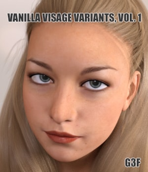 Vanilla Visage Variants, Vol. 1