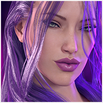 Z Sexy & Sensual - Morph Dial & One-Click Expressions for the Genesis 3 Females image 2