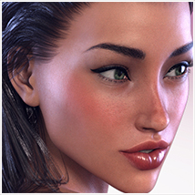 Z Sexy & Sensual - Morph Dial & One-Click Expressions for the Genesis 3 Females image 3