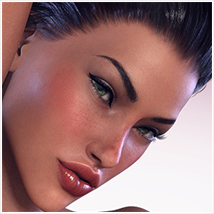 Z Sexy & Sensual - Morph Dial & One-Click Expressions for the Genesis 3 Females image 4
