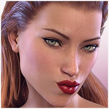 Z Sexy & Sensual - Morph Dial & One-Click Expressions for the Genesis 3 Females image 5