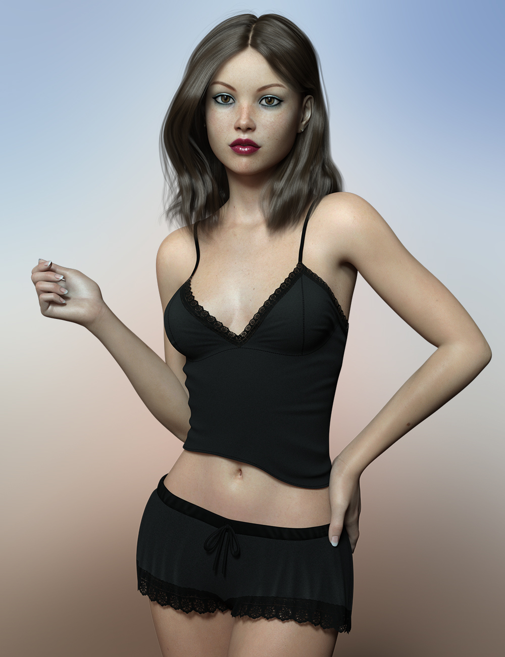 FWSA Gina for Victoria 7 and Genesis 3