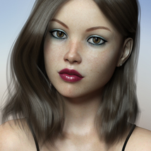 FWSA Gina for Victoria 7 and Genesis 3 image 3