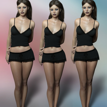 FWSA Gina for Victoria 7 and Genesis 3 image 7