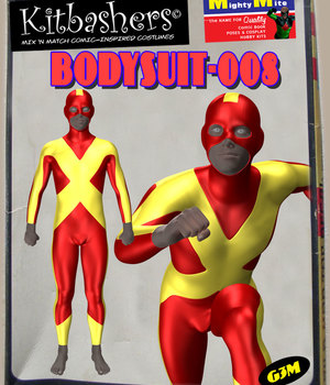 Kitbashers_Bodysuit-008 -- By MightyMite for G3M 3D Figure Assets MightyMite
