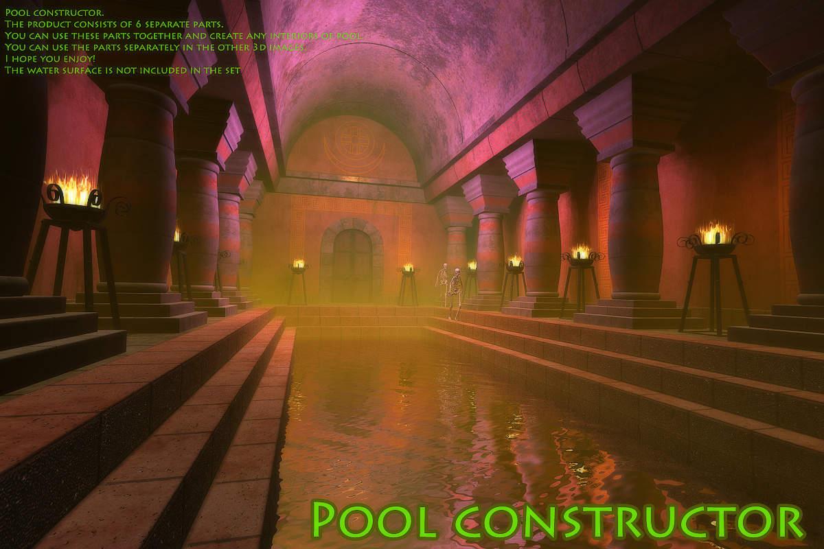 Pool constructor