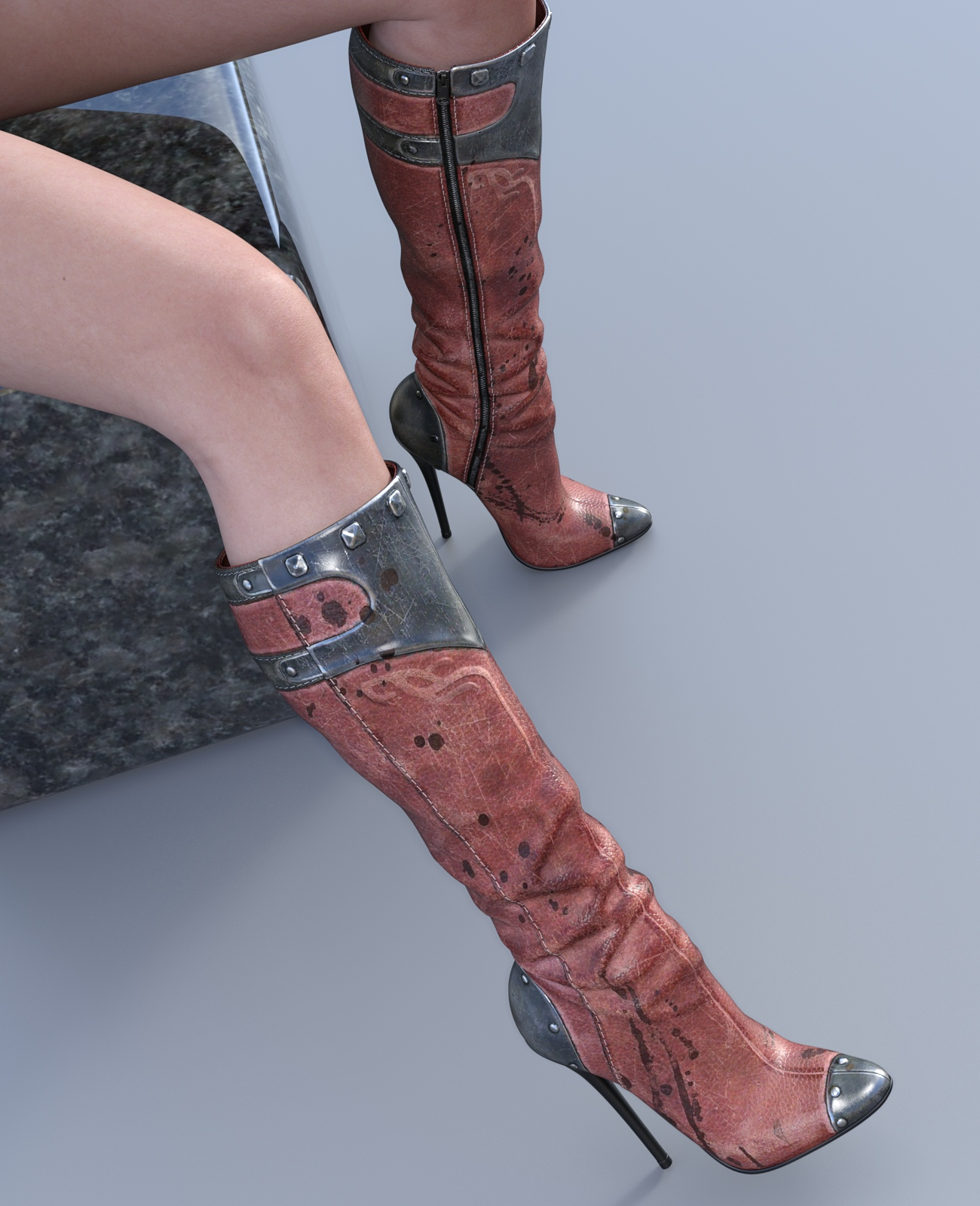 New styles for KneeBoots
