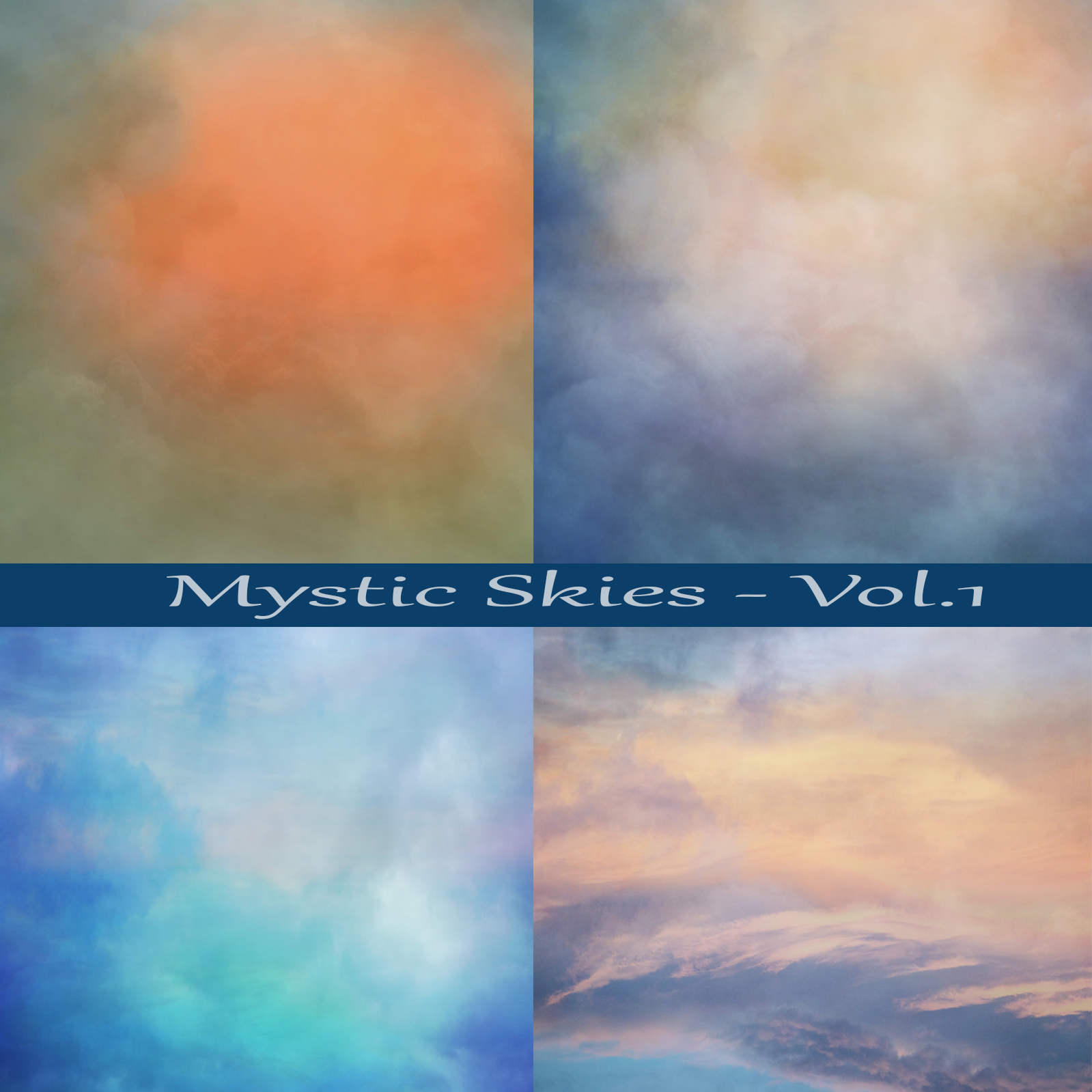 Mystic Skies Backgrounds