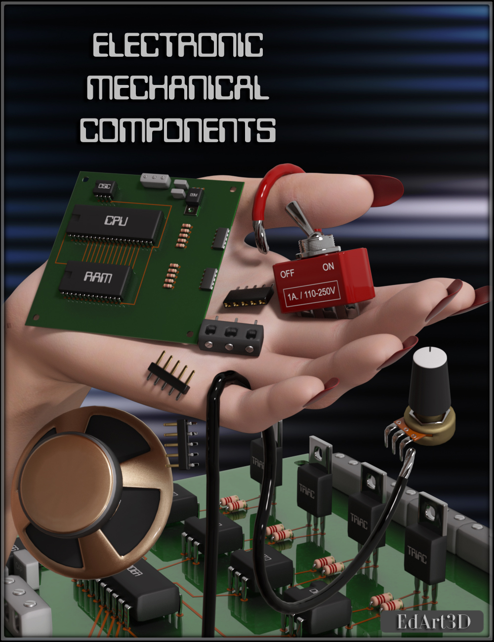 Electronic Mechanical Components