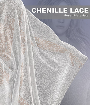 Poser - Chenille Lace 3D Figure Assets Merchant Resources Atenais