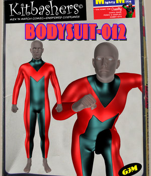 Kitbashers_Bodysuit-012 -- By MightyMite for G3M 3D Figure Assets MightyMite