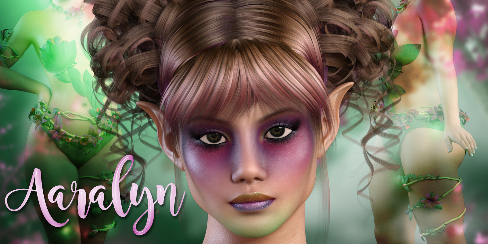 3DS Aaralyn for Genesis 3 Female(s)