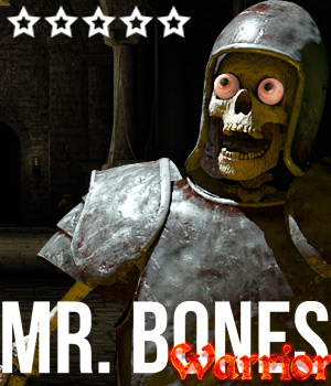 Instant Skeletons: Mr. Bones - Warrior