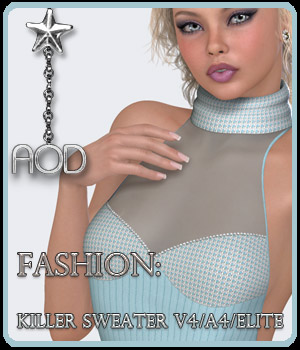 FASHION: Killer Sweater V4/A4/Elite