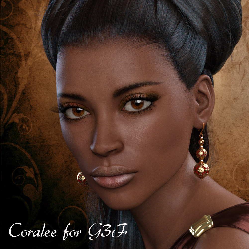Coralee for G3F