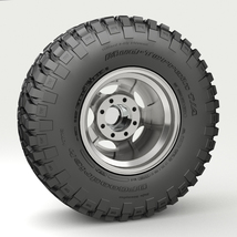 Off Road wheel and tire 3 - Extended License image 2