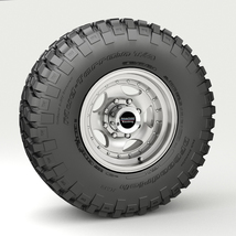 Off Road wheel and tire 3 - Extended License image 4