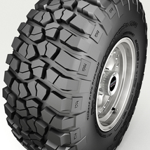 Off Road wheel and tire 3 - Extended License image 5