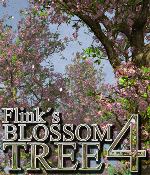 Flinks Blossom Tree 4 3D Models Flink