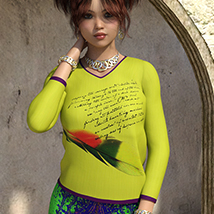 CityStyle for Genesis 3 Female(s) image 3