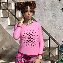 CityStyle for Genesis 3 Female(s) image 4