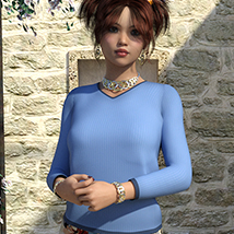 CityStyle for Genesis 3 Female(s) image 5