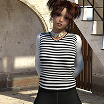 CityStyle for Genesis 3 Female(s) image 6