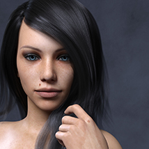 Marinette HD - Genesis 3 Female image 5