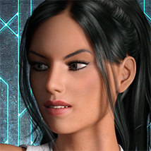 Exnem Cassy Character for G3 Female image 1