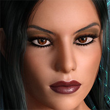 Exnem Cassy Character for G3 Female image 3