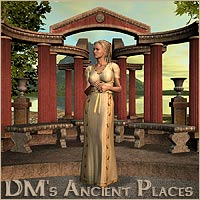 DMs Ancient Places - Extended License 3D Models 3D Figure Assets Extended Licenses DM