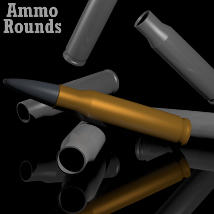 AMMO ROUNDS Collection - Extended License image 1