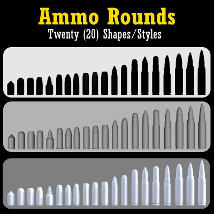 AMMO ROUNDS Collection - Extended License image 2
