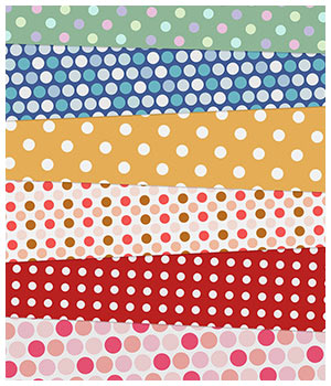 Dotted Fabric Prints 2D Graphics Merchant Resources Medeina