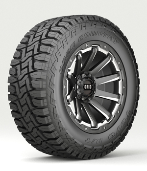Off Road wheel and tire 4 - Extended License 3D Game Models : OBJ : FBX 3D Models Extended Licenses nnavas
