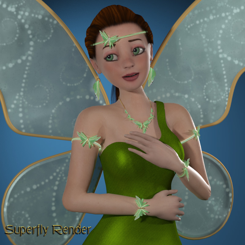 Flutera Jewels for Maisie
