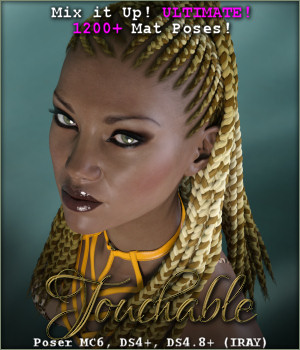 Touchable Rasta Tails by -Wolfie-