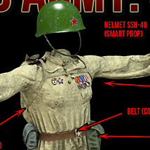 Red Army: Soldier image 2