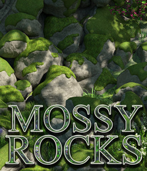 Flinks Mossy Rocks by Flink