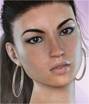 FWSA Aaryana for Genesis 3 Female 3D Figure Assets Sabby