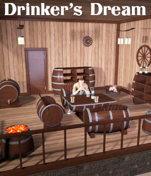 AJ Drinker's Dream by -AppleJack-