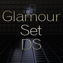Glamour Set G3F Poses & Expressions  image 9