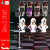Red Hot Character and Clothes for Maisie image 6