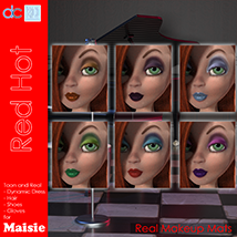 Red Hot Character and Clothes for Maisie image 7