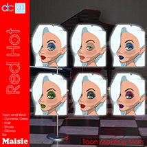 Red Hot Character and Clothes for Maisie image 8