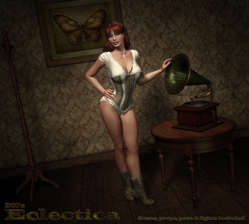 DMs Eclectica - Extended License